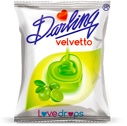 darling velvetto, lemon flavoured candy, fruit flavoured candy gift pack