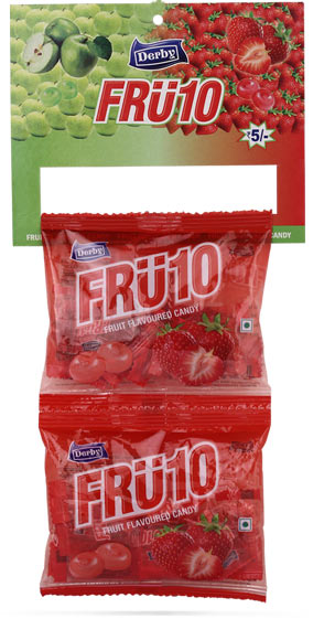 fru10 strawberry, strawberry flavoured candy