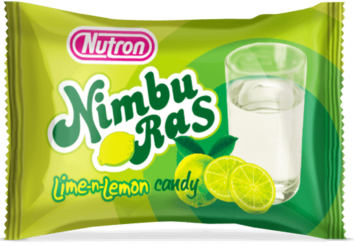 nimbu ras, lemon flavoured candy