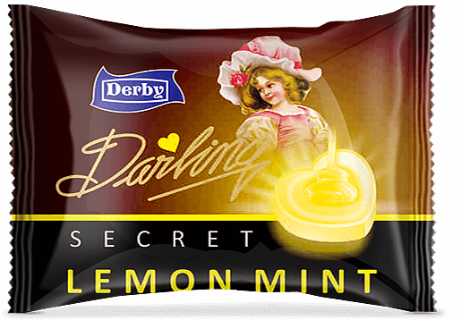secret assorted, lemon mint candy, assorted flavoured candy