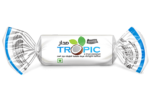 tropic, coconut toffee, coconut flavoured gift pack