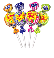 u yup yupi, black currant flavour lollipop, strawberry flavour lollipop, mango flavour lollipop, orange flavour lollipop, derby india, confectionery packaging design, brij design studio, suncrest food maker, mumbai, india, wholesale lollipops, candy lollipop manufacturer