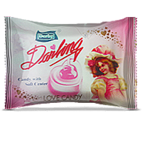 darling litchi, litchi flavoured candy