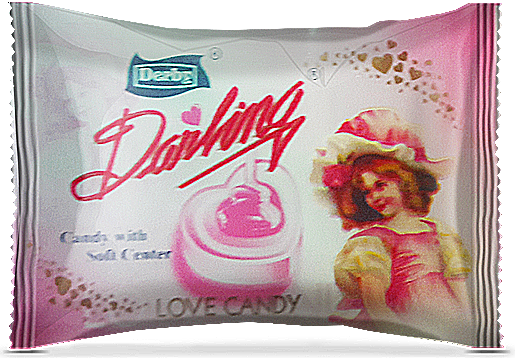 darling litchi, darling litchi flavoured candy