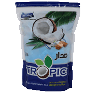 tropic giftpack, coconut flavour toffee, derby india, confectionery packaging design, brij design studio, suncrest food maker, mumbai, india, wholesale candies, candy lollipop manufacturer, wholesale toffee manufacturer, gift pack manufacturers